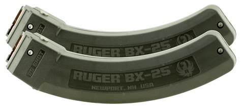 Bx 25 Mags In Stock