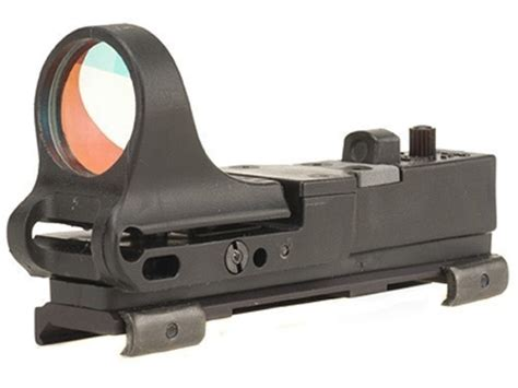 C More Railway Red Dot Sight