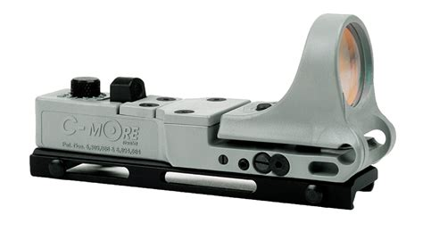 C More Systems Railway Red Dot Sight With Click Switch