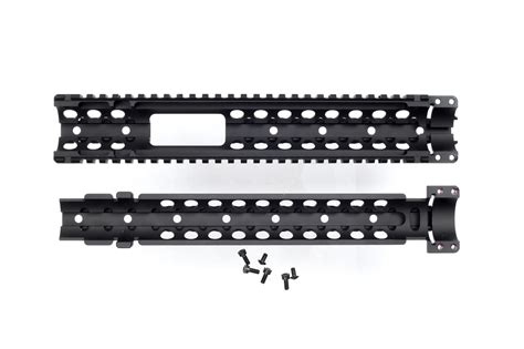 C4 Rail 12in Front Sight Pocket Rail Handguard