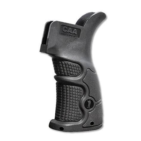 Caa G16 Ergonomic Pistol Grip For Ar15 M16 Black Polymer