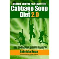 Cabbage soup diet 2 the ultimate guide methods
