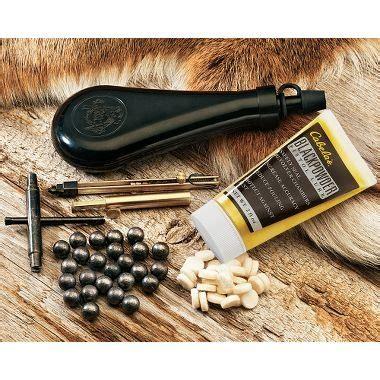 Cabela S Black Powder Starter Kit