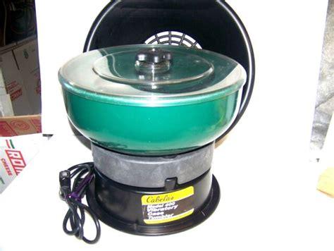 Cabela S Model 400 Vibratory Case Tumbler Kit