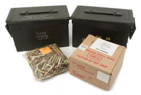 Cabelas 223 Ammo Can