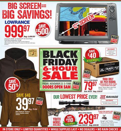 Cabelas Black Friday Ad