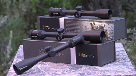 Cabelas Euro Instinct Rifle Scope Reviews