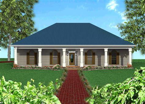 Cabin plans hip roof Image