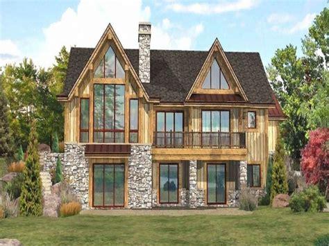 Cabin plans lakefront Image