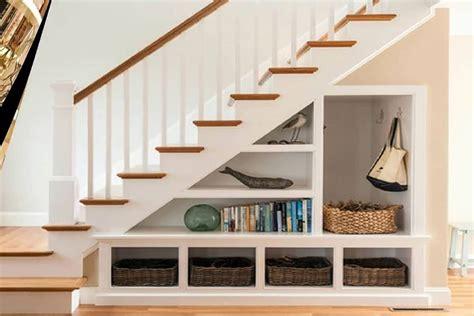 Cabinet Under Stairs Design