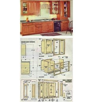 Cabinet Furniture Plans