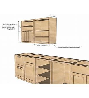 Cabinet Making Plans