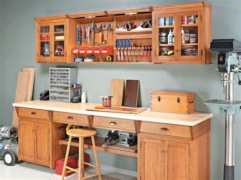 Cabinets for workshop Image