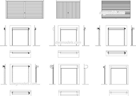 Cad Garage Doors Make Your Own Beautiful  HD Wallpapers, Images Over 1000+ [ralydesign.ml]