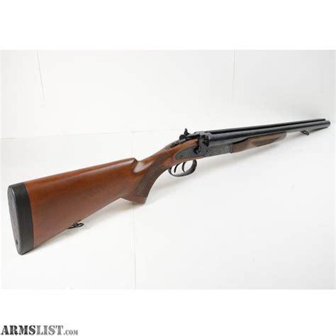 Cai Double Barrel Shotgun