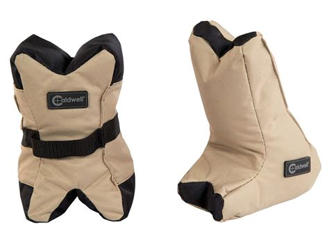 Caldwell AR Tactical DeadShot Front Rear Shooting Rest Bag