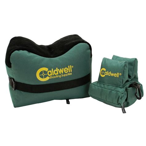Caldwell Boxed Bag Unfilled Deadshot Front Bags Rear Shooting Combo Supplies