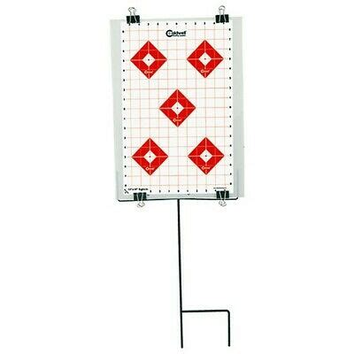 Caldwell Ultra Portable Target Stand With Targets 110005