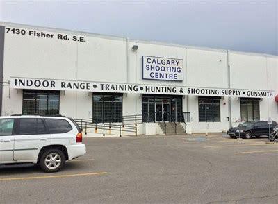 Calgary Rifle Shooting Range