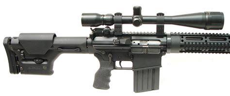Caliber 10 Sniper Rifle