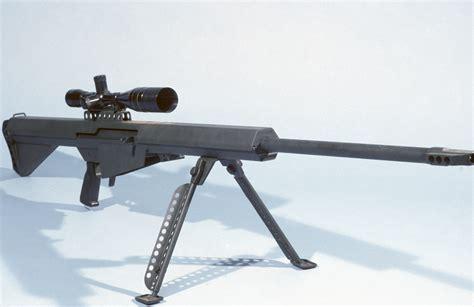 Caliber Of Most Sniper Rifles