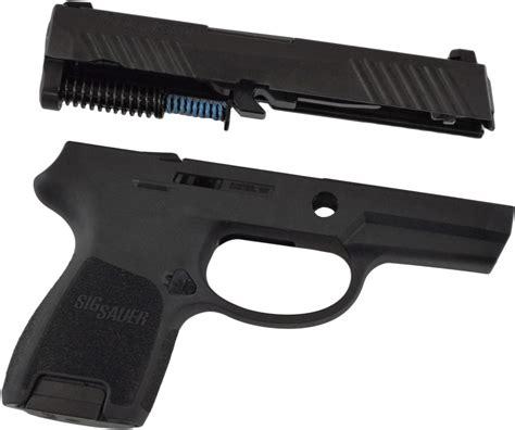 Caliber X Change Kit P320 Subcompact 9mm Blk And Remington 7400 308