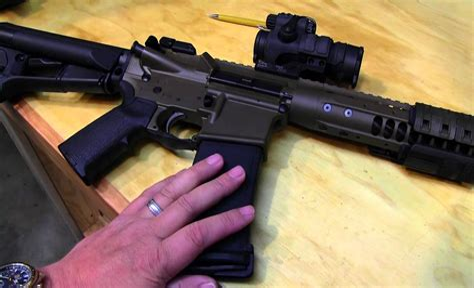 California Assault Rifle Permit