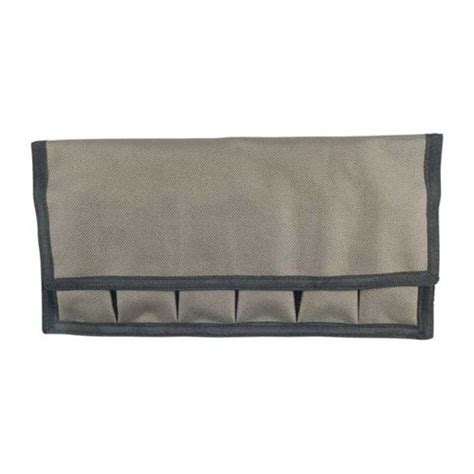 California Comp Works Semiauto Magazine Storage Pouch Sgl 140mm Pouch Mmp4 Black