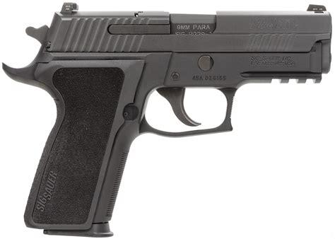 California Legal 9mm Handguns
