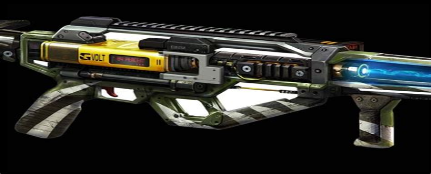Call Of Duty Advanced Warfare Ae4 Assault Rifle