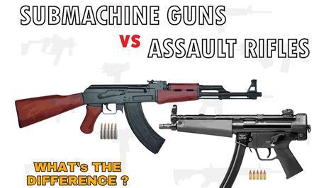 Call Of Duty Black Ops 2 Assault Rifles Vs Smg