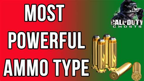 Call Of Duty Extinction Best Ammo Type