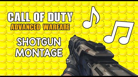 Call Of Duty Shotgun Montage