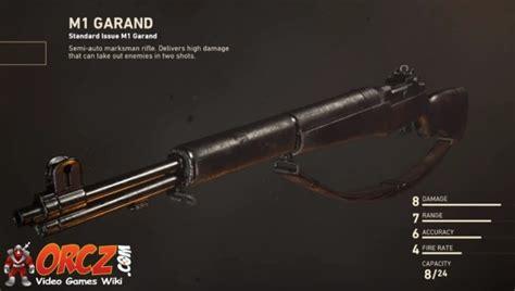 Call Of Duty Ww2 M1 Garand Hardcore Mode
