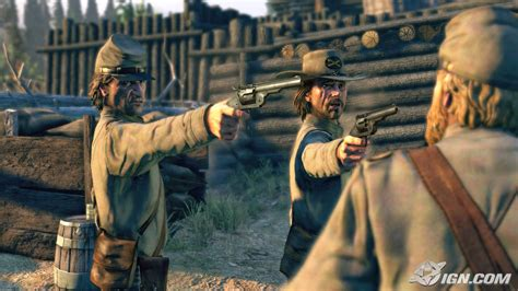 Call Of Juarez Bound In Blood Sniper Rifle