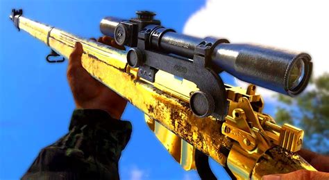 Call Opd Duty Sniper Rifle