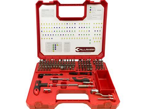 Callahan 123 Piece Gunsmithing Screwdriver Set