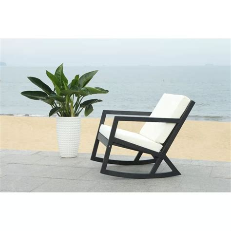 Camdenton Rocking Chair with Cushions