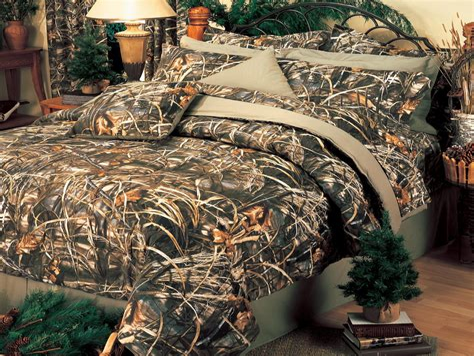 Camo Bedroom Decorations