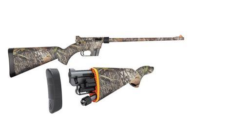 Camo Henry Survival Rifle