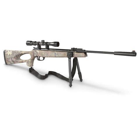 Camouflage Air Rifle