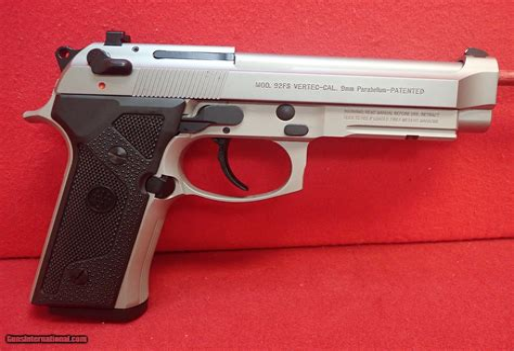Beretta-Question Can A Beretta 92 Be Converted To Vertec.