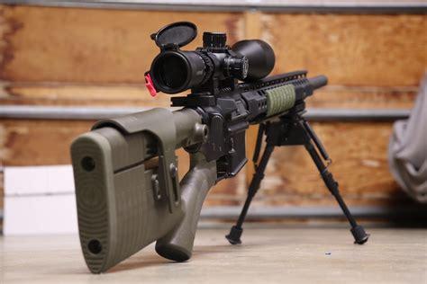 Can A Handgun Be As Accurate As An Ar-15
