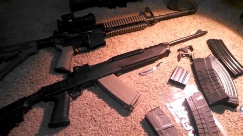 Can A Ruger Mini 14 Take A Ar Pmag