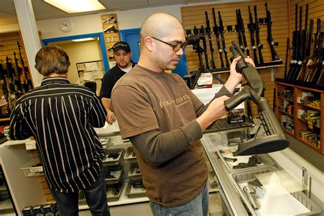 Can Anyone Buy A Handgun