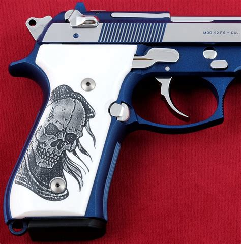 Beretta-Question Can Beretta 92fs Handle P.