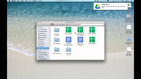 Can Google Search Local Drive