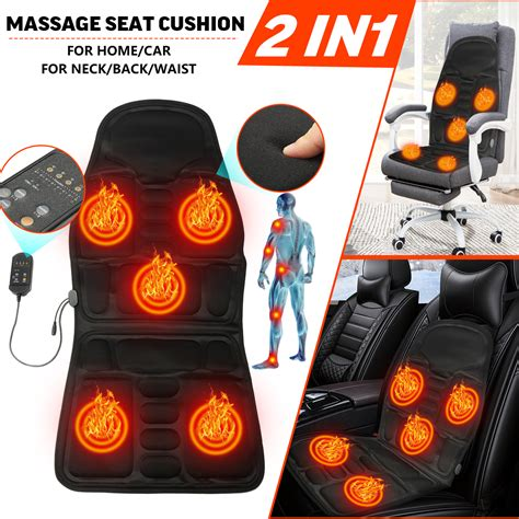 Can Heated Car Seats Cause Back Pain