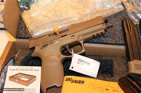 Can I Buy A Sig Sauer M17 Commemorative In Colorado