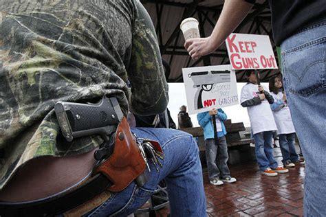 Can I Carry A Handgun In Washington Dc
